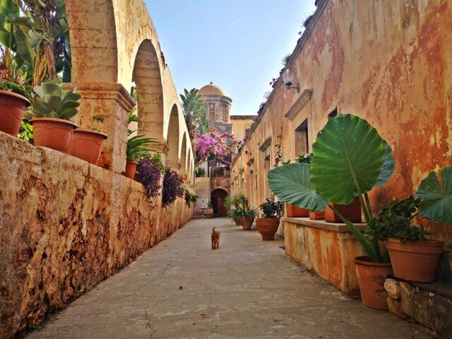 манастир Крит