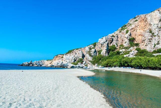 плаж Превели