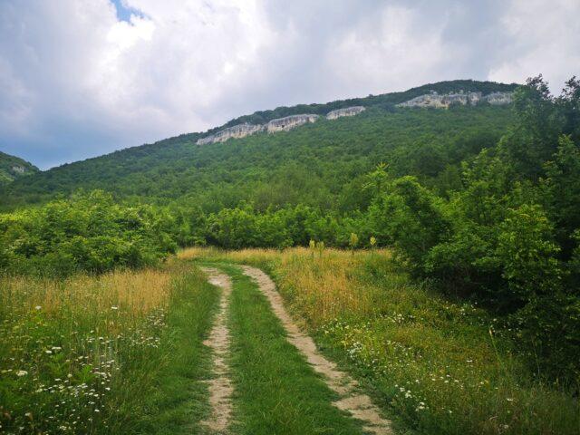начало пътека Ханкрумски манастир