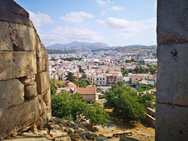 крепост Ретимно
