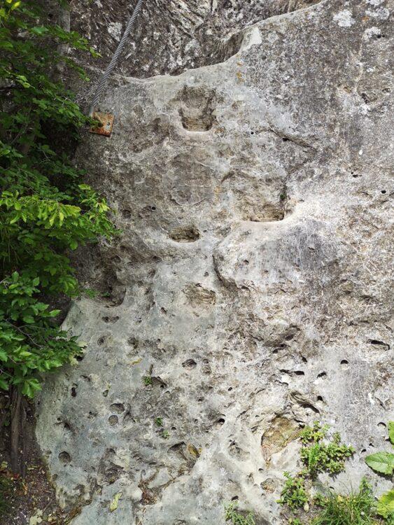 първи стъпала Ханкрумски манастир