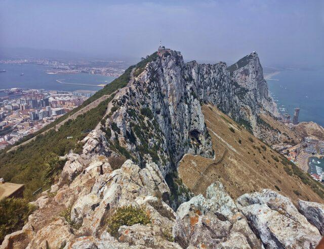 Гибралтар Скалата