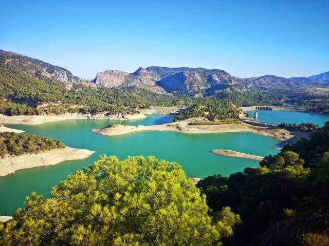гледка Андалусия