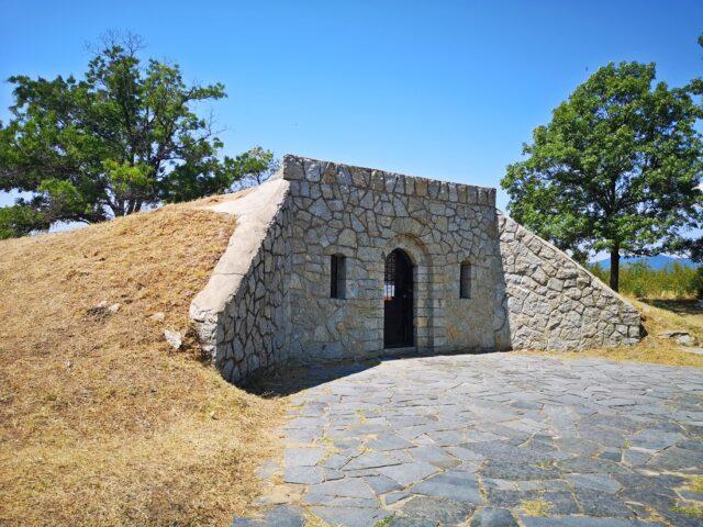 Римската Гробница Хисаря