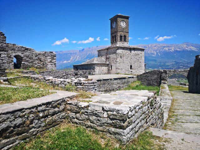 Часовникова кула Аргирокастро