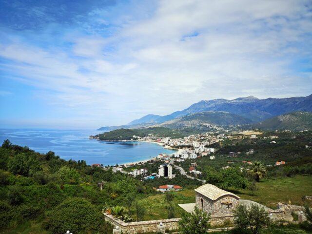 градче в Албания