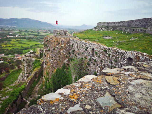 Крепост Розафа Албания