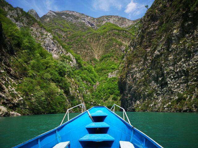 река Шала Албания